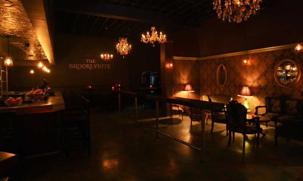 The Brooklynite Cocktail Bar Main Parlour